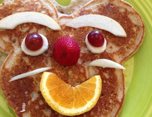 Veseli životinjski doručak!