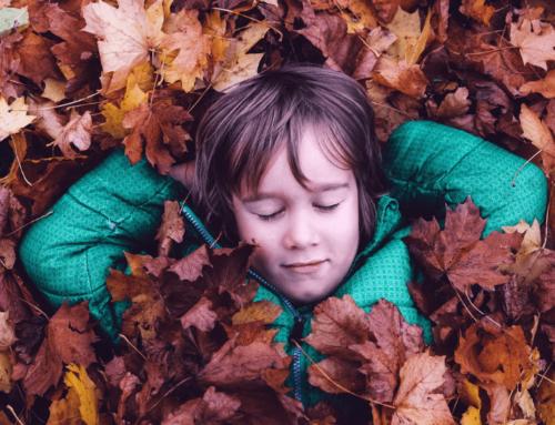 Jesen je vreme za igru u prirodi – iskoristite ga!